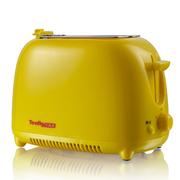 Tenfly 添美家 THT-8866 家用自动多士炉烤面包吐司机早餐机 黄色