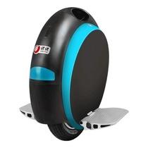 优优 U600 电动独轮车 单轮电动车 火星车 代步车 自平衡电动车 思维车蓝色产品图片主图