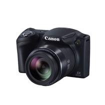 佳能 PowerShot SX410 IS 数码相机(2000万像素 40倍光学变焦 24mm超广角)黑色产品图片主图