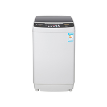 美菱 XQB75-2775 7.5公斤 波轮全自动洗衣机(浅灰色)产品图片主图