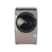 三洋 DG-L7533BCX 7.5kg全自动斜式变频空气洗 滚筒洗衣机(香槟金)