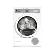 博世 WTY86780TI 8公斤 热泵干衣机 白色