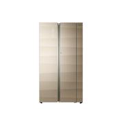 卡萨帝  BCD-801WBCAU1801升L变频 对开门冰箱(香槟金)