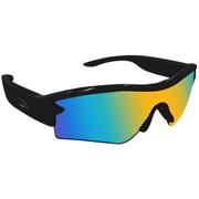 台硕 G300S 蓝牙眼镜司机必备轻盈舒适太阳镜墨镜 远程拍照 偏光眼镜 黑色