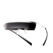 爱视代 3D智能视频眼镜 便携无线头戴显示器在线影院 虚拟现实智能设备 书雅黑