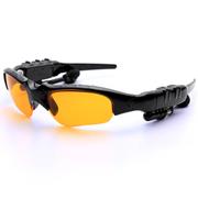 Wtitech Y1 智能蓝牙眼镜 立体声蓝牙太阳镜 偏光黄镜片