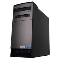 清华同方 精锐X700-BI05台式主机(i3-4160 4GB 500G 集成显卡 双PCI 后置COM 前置4口USB Win7)产品图片主图