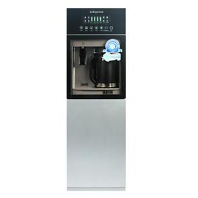 沁园 JLD8485XZ-RO立式冷热两用RO返渗透过滤净水机直饮机纯水机 银灰色产品图片1