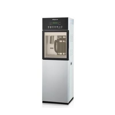 沁园 JLD8485XZ-RO立式冷热两用RO返渗透过滤净水机直饮机纯水机 银灰色产品图片2