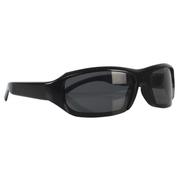纳百川 N15  智能眼镜 自行车摩托车高清骑行摄像眼镜 户外运动摄像太阳眼镜 先锋黑N15