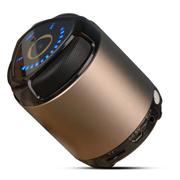 魔浪 全触摸蓝牙音箱 便携插卡迷你低音炮 无线小钢炮 NFC配对电脑音响