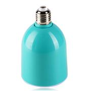 声行者 无线蓝牙LED音响灯创意音箱灯节能智能家居灯泡 E27螺口 蓝色