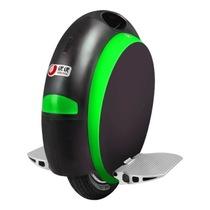 优优 U600 电动独轮车 单轮电动车 火星车 代步车 自平衡电动车 思维车绿色产品图片主图