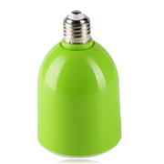 声行者 无线蓝牙LED音响灯螺口音箱灯节能智能家居灯泡蓝牙音箱灯时尚音响灯 绿色
