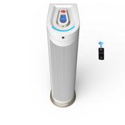 胡佛 空气净化器WH10800 除PM2.5 除甲醛 臭杀菌负离子遥控器 银色