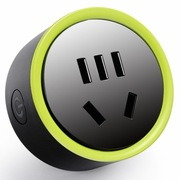 控客 Mini Pro 智能微插座wifi红外远程控制插座