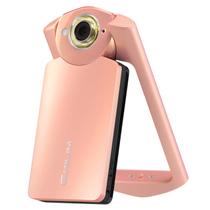 卡西欧 EX-TR550 TR500升级款 数码相机自拍神器/美颜自拍相机 粉色升级礼盒版产品图片主图