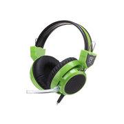 今盾 抗暴力耳机耳麦 基础版无光(绿色)