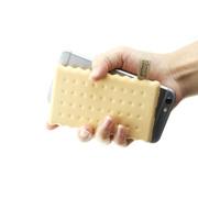 优享(ushare) 开了 苏打饼干造型移动电源4000毫安 牛奶原味