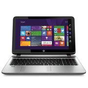 惠普 ENVY15-ae020TX 15.6英寸笔记本(i5-5200U/4G/1TB/GTX950M/Win8/太空银)