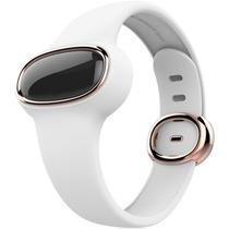 为谱(VIPOSE) Bi-02 幸运石孕妇安全手环 智能监测腕带 防辐射提醒 成人儿童通用健康计步器 白色产品图片主图