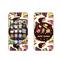 利乐普(LEAP) 苹果5s卡通图案彩膜 iphone5/5s屏保彩贴 手机保护膜高清彩膜 蛋糕图案产品图片1