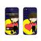 利乐普(LEAP) 苹果4s卡通图案彩膜 iphone4/4s屏保彩贴 手机保护膜高清彩膜 爱心小希产品图片1
