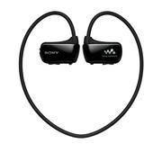 索尼 送耳机包  (SONY) NWZ-W273S 4G头戴式运动型MP3播放器跑步防水游泳 黑色