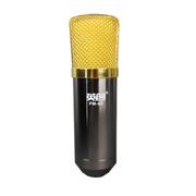 英创 PM-80 电容麦克风套装 电脑唱歌网络K歌YY主播录音话筒设备 黑色
