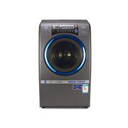 威力 XQG65-X1200 6.5公斤 静音 加热 斜式滚筒洗衣机(太空灰)