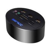 声丽 SQ-2001 多功能USB扩展器