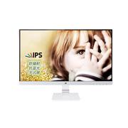 优派 VX2573-shw 25英寸白色护眼IPS超窄边框防辐射不闪屏HDMI液晶显示器