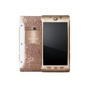 海恩迈 HM01-C0201HR 轻奢手机 联通3G 移动3G  香槟金