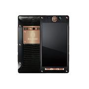 海恩迈 HM01-C0201HR 轻奢手机 联通3G 移动3G  蜥蜴皮钢铁黑