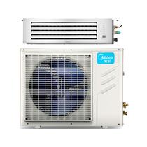 美的 KFR-72T2W/BP2DN1-TR 3匹超薄变频风管机 中央空调 带电辅热 铁灰色 产品图片主图