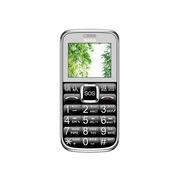 传奇 A738移动/联通2G老年人手机 双卡双待 咖啡色 标配版