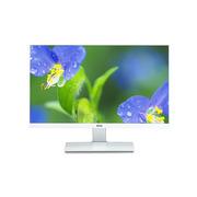 明基 VZ2750C 27英寸AMVA+白色新款 超薄超窄边框 护眼不闪屏滤蓝光 LED背光宽屏液晶显示器