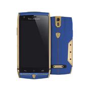 Tonino Lamborghini 88 tauri双卡双待智能商务奢侈品手机 蓝金