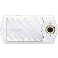卡西欧 TR550 数码相机 白色(1110万像素 21mm广角 自拍神器)