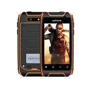 优豊 U5+ 移动/联通2G三防智能手机 双卡双待 橙色 2G版