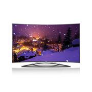 海信 LED65XT810X3DU 65英寸 4K超清 3D曲面 智能电视(黑色)