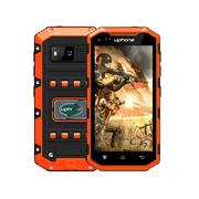 优豊 U5B 联通3G三防智能手机 双卡双待 橙色