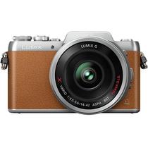 松下 Lumix DMC-GF7 微型单电单镜套机 棕色 电动变焦版 自拍利器(12-42mm GF6升级版微单 DMC-GF7XGK-T)产品图片主图