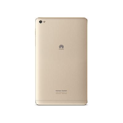 华为 M2 揽阅 8英寸平板电脑(八核/3G/64G/1920×1200/4G LTE/香槟金色)产品图片2