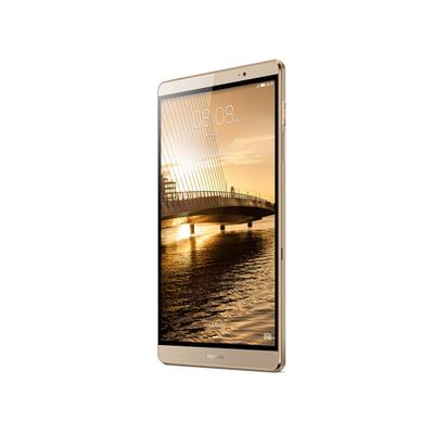 华为 M2 揽阅 8英寸平板电脑(八核/3G/64G/1920×1200/4G LTE/香槟金色)产品图片1