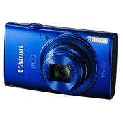 佳能 IXUS170 数码相机 蓝色(2000万像素 12倍光学变焦 25mm超广角)