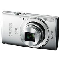 佳能 IXUS170 数码相机 银色(2000万像素 12倍光学变焦 25mm超广角)产品图片主图