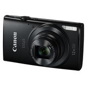 佳能 IXUS170 数码相机 黑色(2000万像素 12倍光学变焦 25mm超广角)