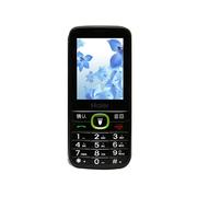 海尔 M500 双卡双待老人手机超薄 绿色
