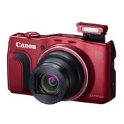 佳能 PowerShot SX710 HS 数码相机 红色(2030万像素 30倍光变 25mm超广角)